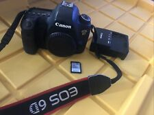 CANON EOS 6D  20.2 MP Body Only 128GB