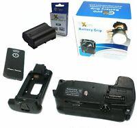 Ex-Pro® Power Grip Nikon MB-D11 KIT for Nikon D7000 Infrared remote & EN-EL15