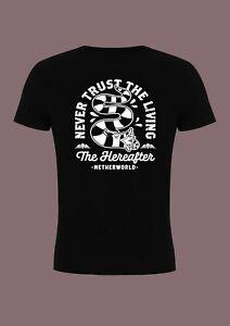 Beetlejuice, Beetlejuice, Beetlejui....don´t trust the living inspiriert Shirt