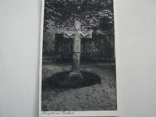 2598-Postkarte alt – AK – Herrgott von Bentheim – Burg Bentheim - Skulptur