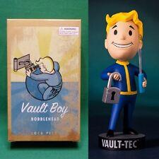 "Fallout 4 Vault Boy 5"" Lock Pick 111 Bobblehead Series #1 NIB Vault-Tec Pip Boy"