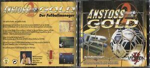 Anstoss 2 Gold !! toller Klassiker für PC !! ein Muss !!