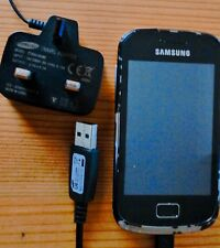 SAMSUNG GALAXY MINI 2 GT-S6500 - YELLOW (Locked) SMARTPHONE