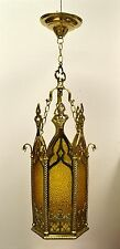 + Hanging Gothic Church Light Fixtures + Lighting + 10 Available + chalice co. +