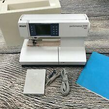 Pfaff 2058 Computerized Sewing Machine (Professionally Serviced)