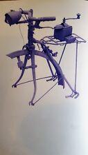 Escultura Juan Gorriti Navarra Silla Molinillo Homenaje Jorge Oteiza Pamplona