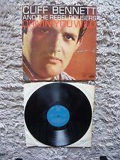 Cliff Bennett & The Rebel Rousers Drivin' You Wild UK 1966 MFP Mono Vinyl LP