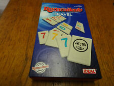The Original Rummikub Trave By Ideal Games Inner Contents Sealed