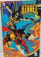 AZRAEL Fallen Angel Volume 1 by Dennis O'Neil DC Comics Graphic Novel New