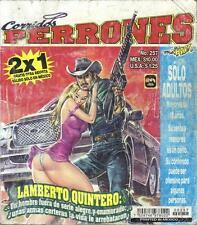 *Corridos Perrones* Narco Lamberto Quintero - Mexican Comic ~>Sexy<~ #257