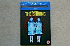 BLU-RAY THE SHINING with limited edition sleeve ( STANLEY KUBRICK ) NEW SEALED