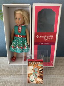 """American Girl Doll Kit Kittredge Doll 7"""" Girl Of Year"""