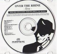 Over The Rhine: Eve PROMO MUSIC AUDIO CD Advance 12 tracks DPRO-10768 Blues Rock