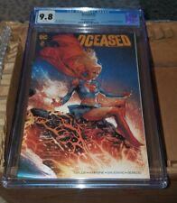 DCeased #2 Jay Anacleto VIRGIN Variant CGC 9.8  23 Adam Hughes Homage! HOT