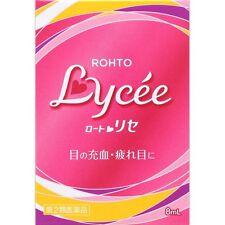 Rohto Lycee Eyedrops 8ml from Japan