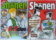 Magazines COLLECTION SHÔNEN n°1 et 2 (Get Backers, Young GTO...), très bon état