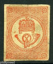 Mint Hinged Hungarian Stamps