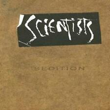 The Scientists : Sedition CD (2007) ***NEW***