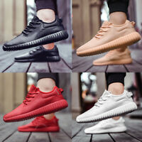 Men's Breathable Walking Sneakers Lightweight Athletic Tennis Running Shoes Chic