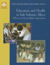 Education and Health in Sub-Saharan Africa: A Review of Sector-Wide Ap-ExLibrary