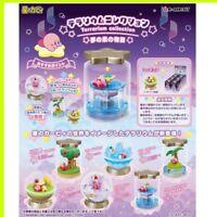 Star Kirby Terrarium BOX toy figure all 6 Dream Story Japan