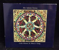 Celtic Women in Music & Song- Her Infinite Variety CD