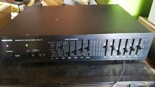 New listing Vintage Nikko Eq Ii Stereo Graphic Equalizer 1980's old school