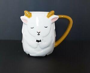 Yoga Goat Coffee Mug