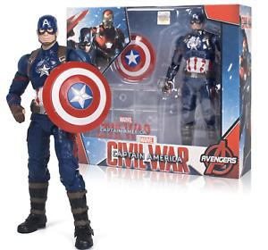 CAPTAIN AMERICA Marvel Avengers Collection Action Figure Endgame Christmas Gift