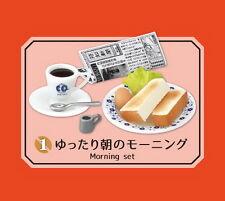 Japan Re-ment Miniature Japanese Retro Cafe on a street Corner rement set No 01