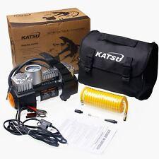 451717 12V DC Professional Heavy Duty Air Compressor Garage Inflator Car Tools