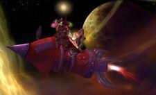 World of Warcraft WOW TCG x51 Nether rocket x-treme(Purple) MOUNT