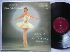 Tchaikovsky Swan Lake Vol 1 Act 1 Antal Dorati LP Mercury MG 50068 1950s VG+/NM