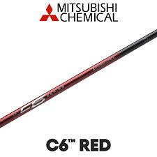 Mitsubishi C6 Red Wood Shaft