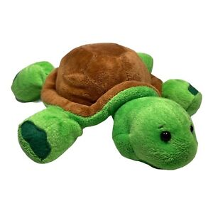 "Ganz Webkinz - HM150 ""Turtle"" Retired Plush Stuffed Toy Green 9"" Long"