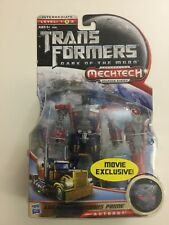 Transformers Dark of the Moon DOTM Deluxe Class Lunarfire Optimus Prime Walmart
