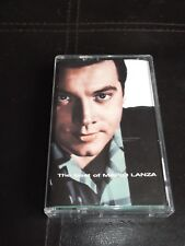 The Best of Mario Lanza Cassette Tape