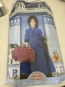 Disney Mary Poppins Collectible Doll From The Broadway Musical Theatrical Show