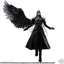 "FINAL FANTASY VII PLAY ARTS KAI ADVENT CHILDREN SEPHIROTH PVC 11"" ACTION FIGURE"