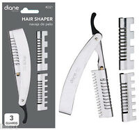 Diane #21 Hair Styling Shaper Razor w-3 Guards included