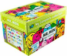 Mr Men My Complete Collection Box Set, Paperback by Hargreaves, Adam; Hargrea...