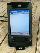 HP iPAQ Handheld PDA HX4705 with Charging Cradle & Stylus