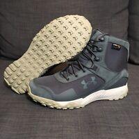 Under Armour Ua Valsetz Cordura Hiking Shoes Men's Size 9.5 302289-100