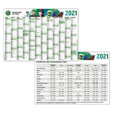 Polizei Kalender Jahresplaner A 4 2021 PLUS1 IPA Aufkleber ~ LIEFERUNG 10/2021 !