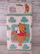 WINNIE THE POOH, PIGLET,EYORE WALL BORDER  SELF STICK 5 YARD ROLL  WL9126