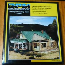 DPM Design Preservation Models HO #12900 Woody's Country Mart (Building Kit)