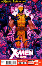 WOLVERINE AND THE X-MEN #32 New Bagged