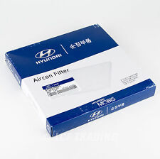 Hyundai Mobis Genuine OEM Aircon Filter part #97133 2H001 1PC, US Seller