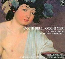 Marazzoli: Occhi Belli Occhi Neri, New Music