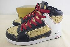 RARE Etnies Rap Hi-Top Shut Collaboration 20th Anniv. Shoes US Men's 10/43 NEW
